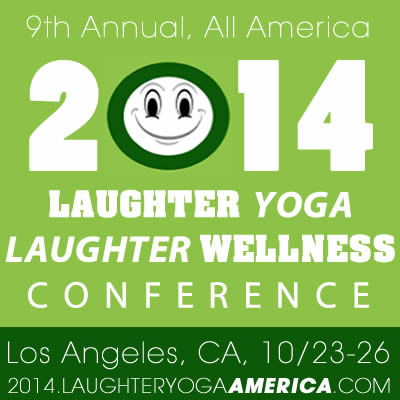 2014 All America Laughter Yoga Conference