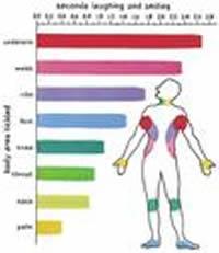 Map Of Ticklish Body Parts