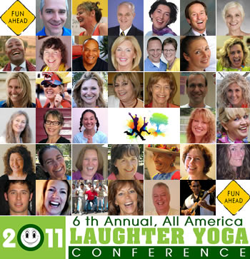 2011 All America Laughter Yoga Conference