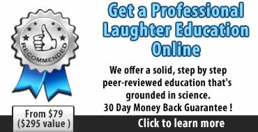 Get a professional laughter education online!